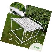 72 Sites Hydroponic Site Grow Kit Ebb and Flow Deep Water