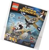 LEGO 76075 DC Comics Super Heroes Wonder Woman Warrior