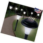 8 Outdoor Solar Power Lights Garden Pathway Landscape LED