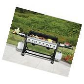 NEW 8 Stainless Steel Burner Commercial BBQ Event Propane