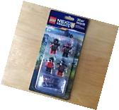 New Sealed LEGO 853516 Nexo Knights Army Building Set 4