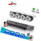 8CH 1080N DVR Video AHD 1800TVL IR Home CCTV Security
