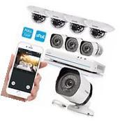 Zmodo 4 720p IP Outdoor Wireless IR Night Vision Home