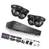 Annke 8CH 720P HD-TVI Security DVR Recorder System and