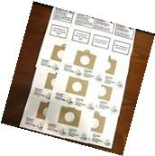 9 Vacuum Bags for Kenmore Panasonic Micro Allergen Canister