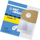 9 Eureka Vacuum Cleaner Bags Style C Mighty Mite Canister