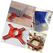 New 90°Degree Right Angle Picture Frame Corner Clamp Holder