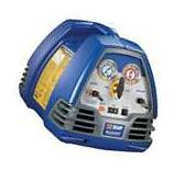 YELLOW JACKET 95762 Refrigerant Recovery Machine, 1/2 HP,