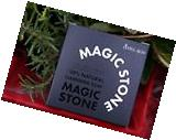 Magic Stone Cleansing Soap Black, Natural Soap