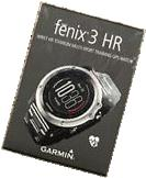 ***BRAND NEW + FREE SHIP*** Garmin Fenix 3 HR GPS Watch -