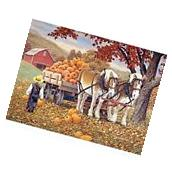 Bits and Pieces - 1000 Piece Jigsaw Puzzle for Adults - Pum