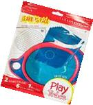 Boogie Board - Play N' Trace Learning Accessory Pack - Blue