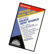 Brave New World, Book Notes