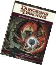 Dungeons & Dragons Dungeon Master's Guide: Roleplaying Game