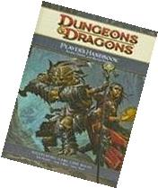 Dungeons & Dragons Player's Handbook: Arcane, Divine, and