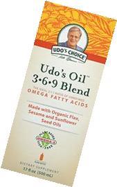 Flora - Udo's Choice Udo's Oil 3 6 9 Blend - 17 oz