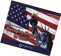 Managing Change in Crisis: Covey Live from NYC