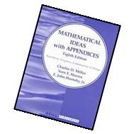 Mathematical Ideas With Appendices