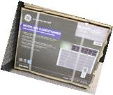 NEW GE - ENERGY STAR 230-Volt AEL18V Room Air Conditioner 18