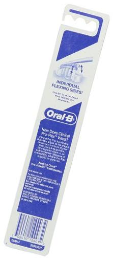 Oral-B Pro-Health Clinical Pro-Flex Toothbrush with Flexing