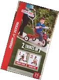 - Steer n Stroll Trike -#51V - 2 Trikes In 1 - NEW