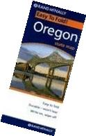 Rand McNally Easy To Fold: Oregon