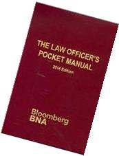 The Law Officer's Pocket Manual 2014