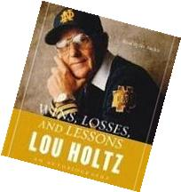 Wins, Losses, and Lessons CD: An Autobiography