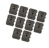 Moultrie A-5 Low Glow Infrared Trail Game Camera 10-Pack