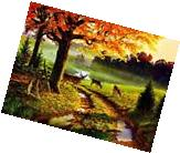 A Bend in the Road - A 1000 Piece Jigsaw Puzzle by SunsOut