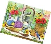 A Lady's Table - A 500 Jigsaw Puzzle by SunsOut