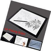 A4 LED Slim Art Craft Drawing Tracing Tattoo Light Box Pad