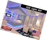 Above the CURTAIN --- Under the BED -- LED Lighting Light