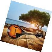 Acoustic Guitars Mandolin Sunburst 8-string With Rosewood