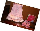 """American Girl MY AG PRETTY PINK OUTFIT for 18"""" Dolls Dress"""