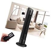 Air Cooler Fan Cooling 3 Speed Remote Oscillating Portable