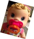 BABY ALIVE WET AND WIGGLES CHANGING TIME MAGNETIC PACIFIER