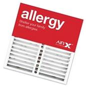 20x20x5 AIRx ALLERGY Honeywell FC100A1011 Replacement Air