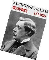 Alphonse Allais -Oeuvres
