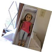 """AMERICAN GIRL ISABELLE DOLL - 2014 DOLL OF YEAR, 18"""" BOOK,"""