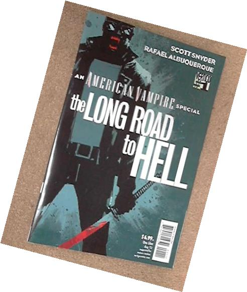 American Vampire Long Road to Hell #1