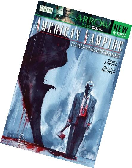 American Vampire: Lord of Nightmares