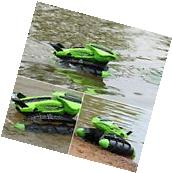 GoTechy Amphibian Vehicle - Land/Water Vehicle with RC