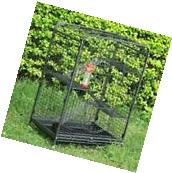 New Animal Habitat Cage w/Stand and Feeder Ferret Chinchilla