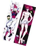 Anime HUNTER x HUNTER DXF Hisoka BL Male Dakimakura Pillow