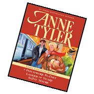Anne Tyler:Three Complete Novels: A Patchwork Planet, Ladder