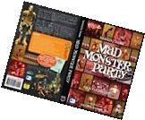 50th Anniversary! R/B Mad Monster Party signed HC Book!