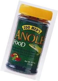 Anole Food