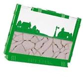 Original Ant Farm by Uncle Milton Live Insect Bug Sand