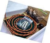 Antique Fan Restoration Kit - Vintage rewire - GE Emerson